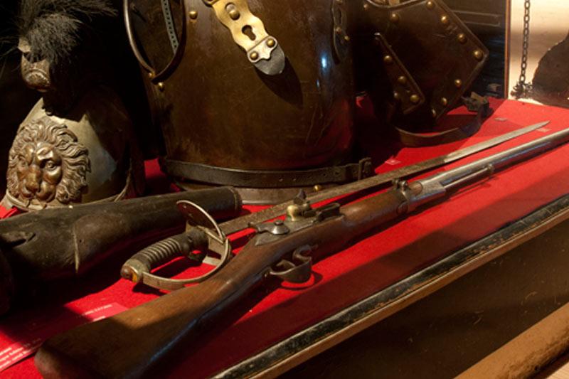 Gewehre Ende 18. bis Ende 19. Jahrhundert