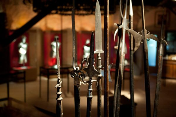 Stangenwaffen, 16. bis 19. Jahrhundert