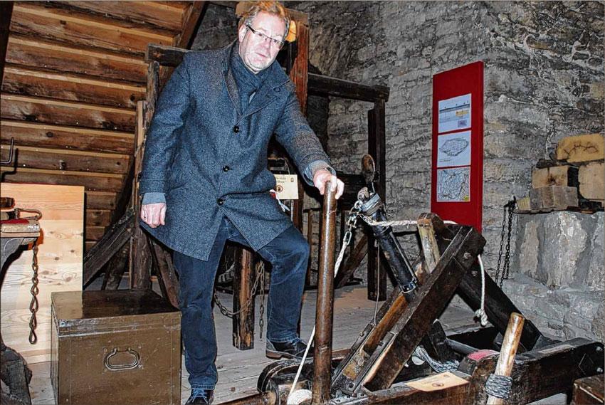 Zwinger zu Goslar Herr Mevers