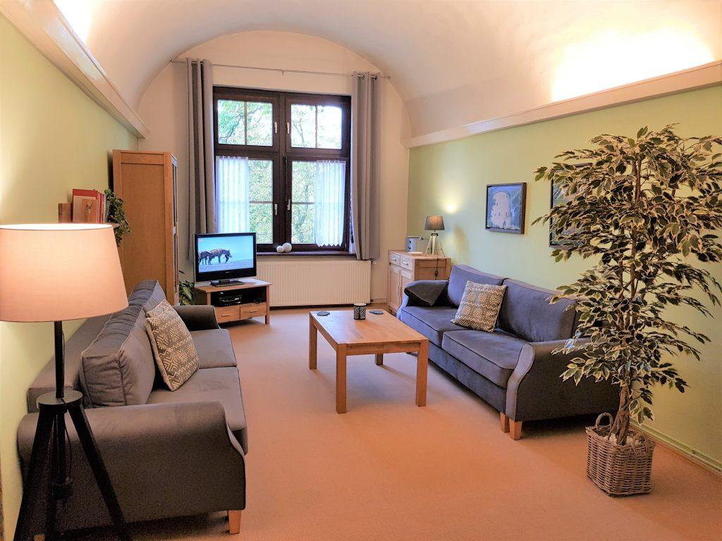 Zwinger Goslar Ferienwohnung Burggraeffin