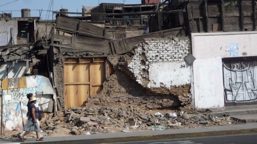 Limas Straßen führen kunterbunt durch Lima. Manchen Ecken und Szenarien begegnet man immer wieder, andere scheinen nur für den Augenblick zu existieren.