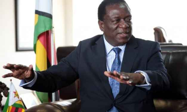 $20M road to Mnangagwa's Midlands farm