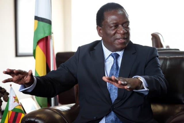 Mnangagwa taken to court by death row men