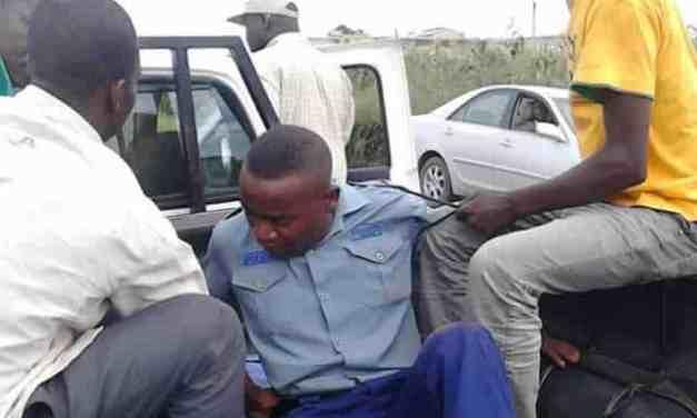 Latest on Kudzanai Kwashirai, fake roadblock cop arrested by motorists