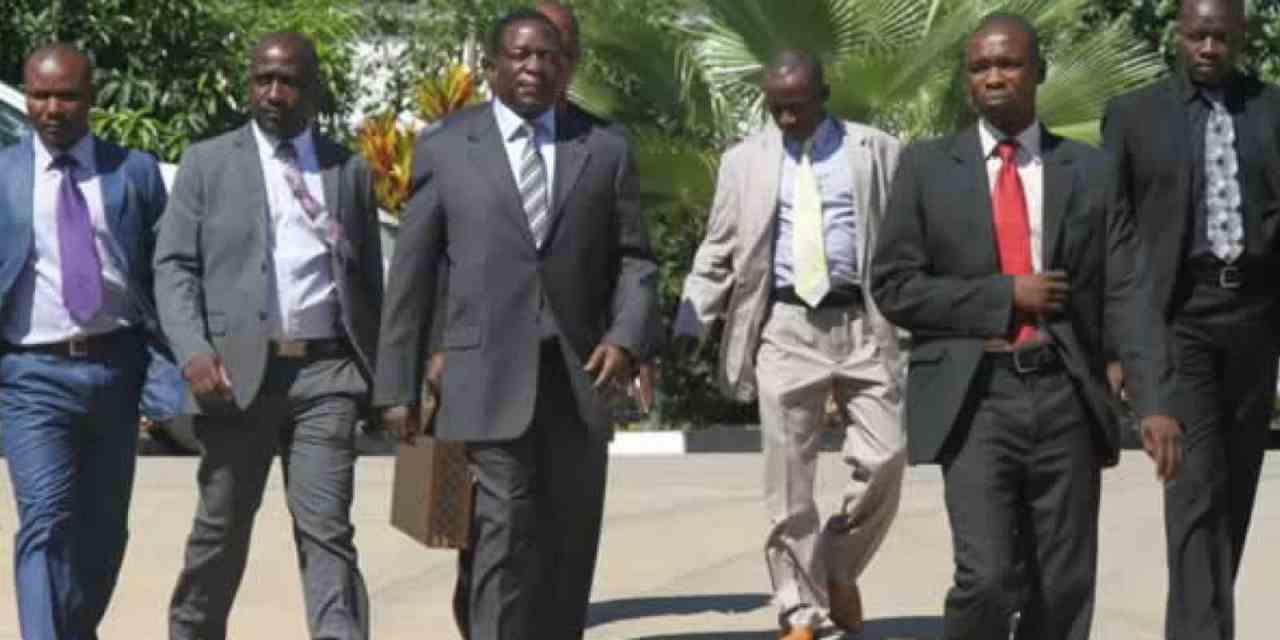 PICTURES: Mnangagwa's top bodyguard wins mouth-watering Covid-19 supply tender