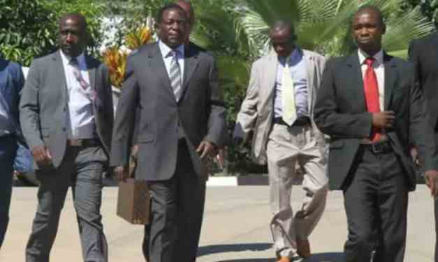 Mnangagwa now lonely in govt, Man loses $85K for supporting Lacoste; PICTURES