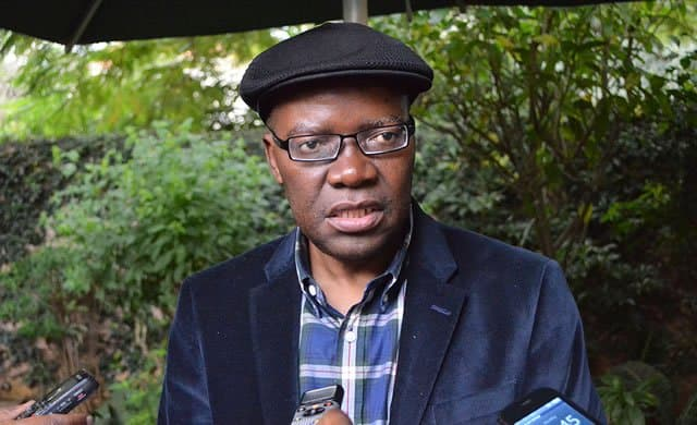 MDC Alliance vice-president Tendai Biti issued with warrant of arrest