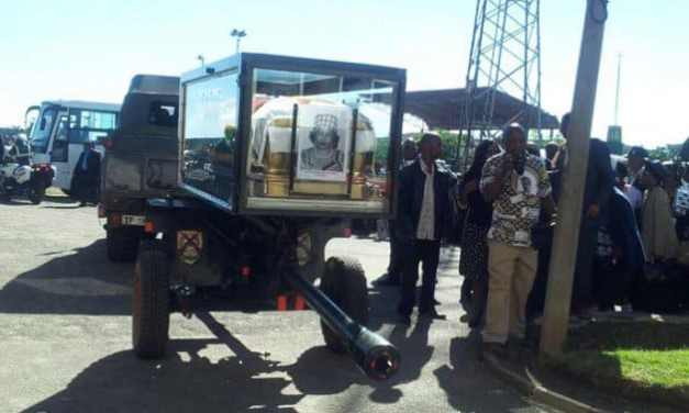 Pictures, News from National Heroes Acre: Mwashita, Chitepo burial..LIVE UPDATES