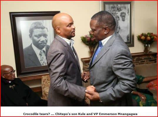 Zanu PF killed Chitepo: Latest News