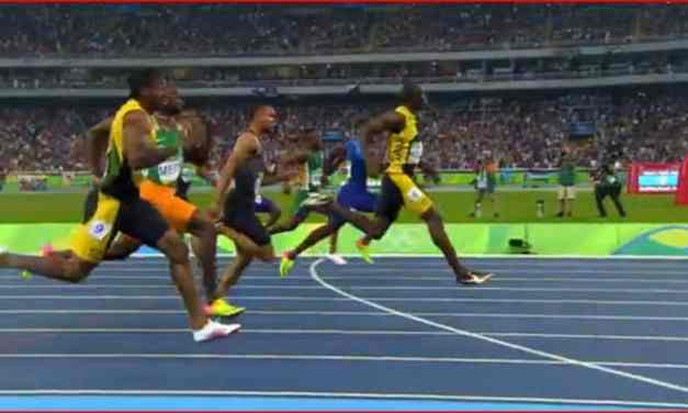 LATEST PICTURES..Usain Bolt Wins 100 M Gold Medal, Rio 2016 Olympics