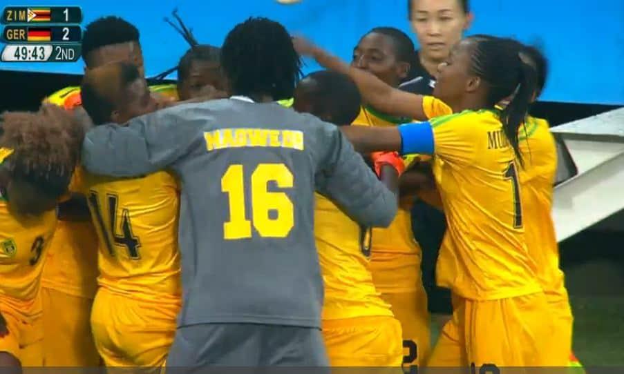 Zim Mighty Warriors play Banyana in COSAFA Women's semi-final today