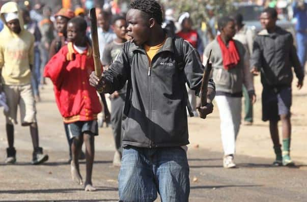 """""""Don't wait for July 31 protests,  Zimbabwe junta fears spontaneous demos"""""""