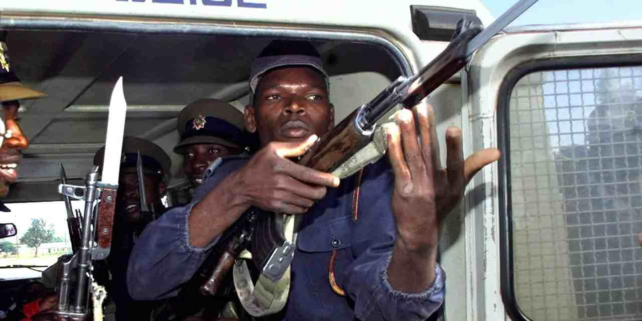 BREAKING: MDC Alliance Chair Arrested by Armed Police Officers