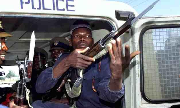 Zim riot police deployed in Bulawayo, Masvingo for Friday demonstrations