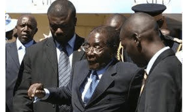Jonathan Moyo mocks Mugabe aide's ill health