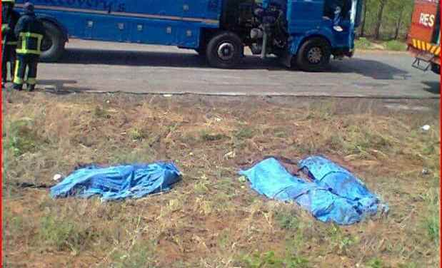 Bravo bus accident leaves 3 people dead on Bulawayo Victoria Falls road