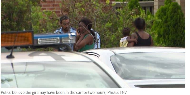 Death in Australia: Zimbabwe family loses child(3) after leaving her in scorching car