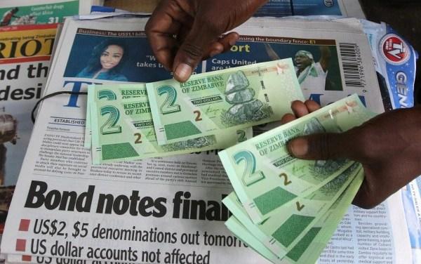 Zimbabwe's economic devastation leading to starvation