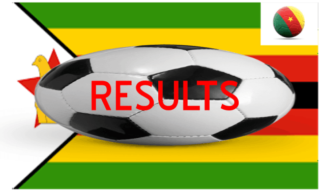 Final Results: Zimbabwe warriors vs Cameroon friendly football match, goals,  scores, news, results, report today