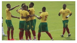 Live Match Scores: Zimbabwe Warriors meet a strong Cameroon squad in international friendly, latest