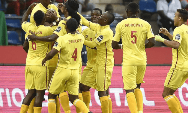 Afcon 2017: Zimbabwe Warriors soccer team bridges the political divide