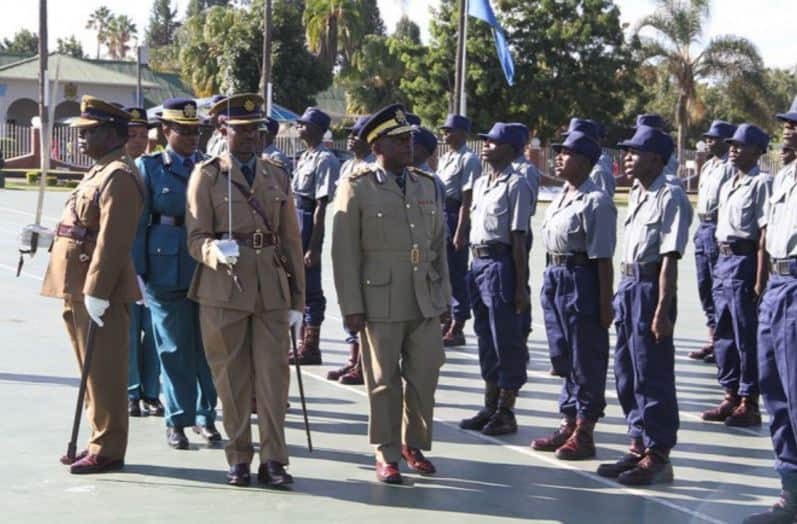 ZRP latest police vacancies..Recruitment exercise in all Zimbabwe provinces..Dates, location…Full details