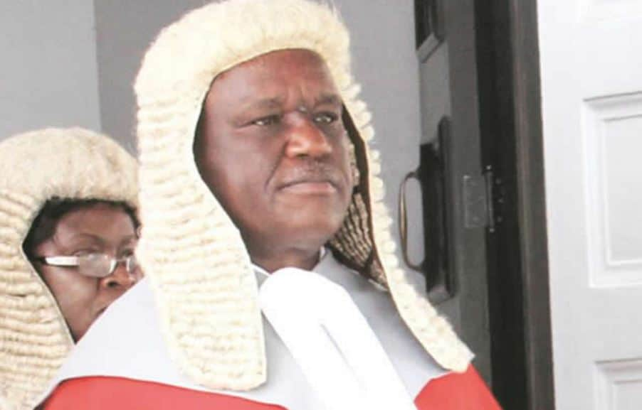 Legal fraternity in Zim happy with Luke Malaba's appointment as Chief Justice