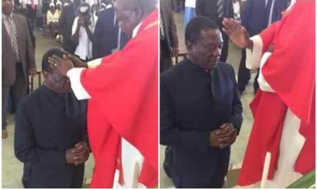 Goodbye, Your time is over, You will not stop this: Prophet  Tom Tirivangani tells Mnangagwa..VIDEO