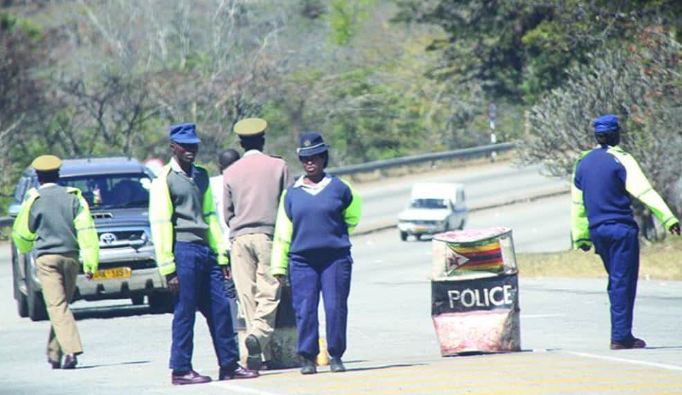 Arrested cops react angrily to vetting to establish their identity