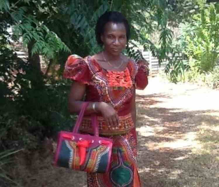 I am NOT dead:  says Charamba's wife Rudo Grace Gwata..Pictures