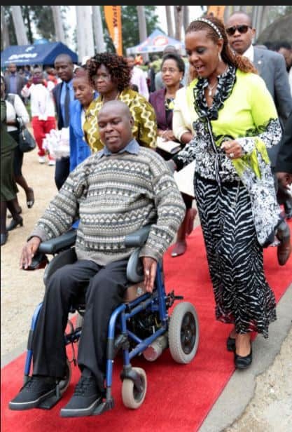 LATEST: Godfrey Majonga Dies..PICTURES