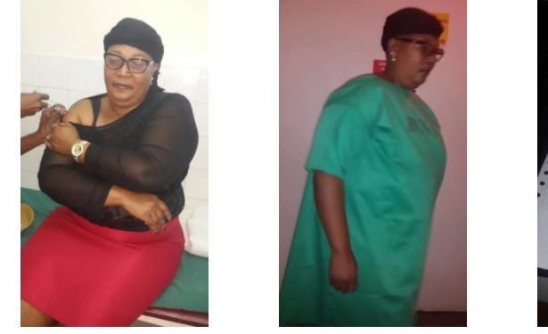 BREAKING NEWS: MDC-T Vice President Thokozani Khupe tests positive for Covid-19….PICTURES