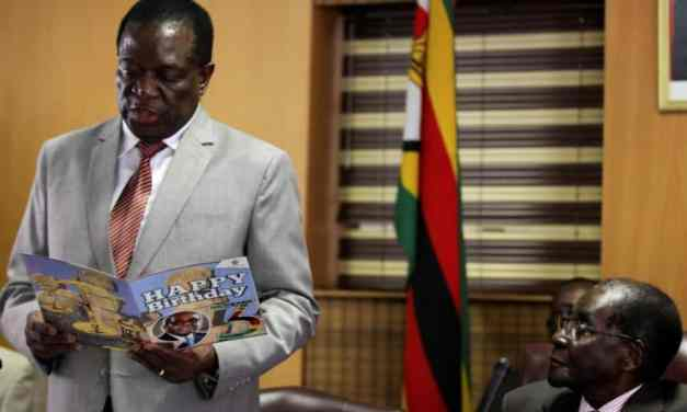 Too late: How Mugabe failed to stop Mnangagwa ascendancy