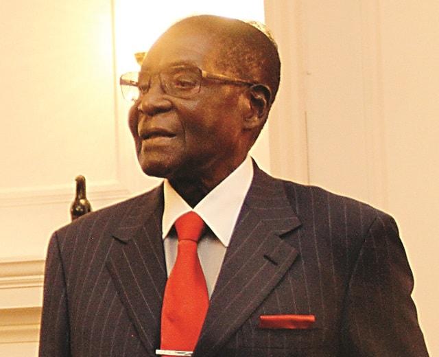 Mugabe kicked out of Mazowe farm, shocked by eviction