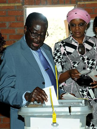 Tomorrow! Mugabe will vote for MDC-Alliance, Not Zanu PF