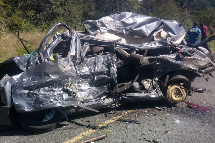 LATEST: 4 killed in Harare-Bulawayo Highway road accident