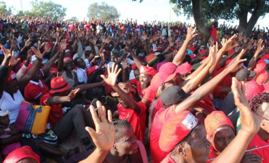 Abducted MDC MPs found badly beaten & dumped along Bindura Road