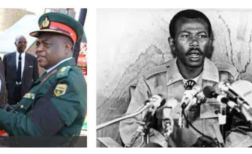 Ethiopian Murderer Mengistu is Now Chiwenga's Adviser…Shocking Details Revealed