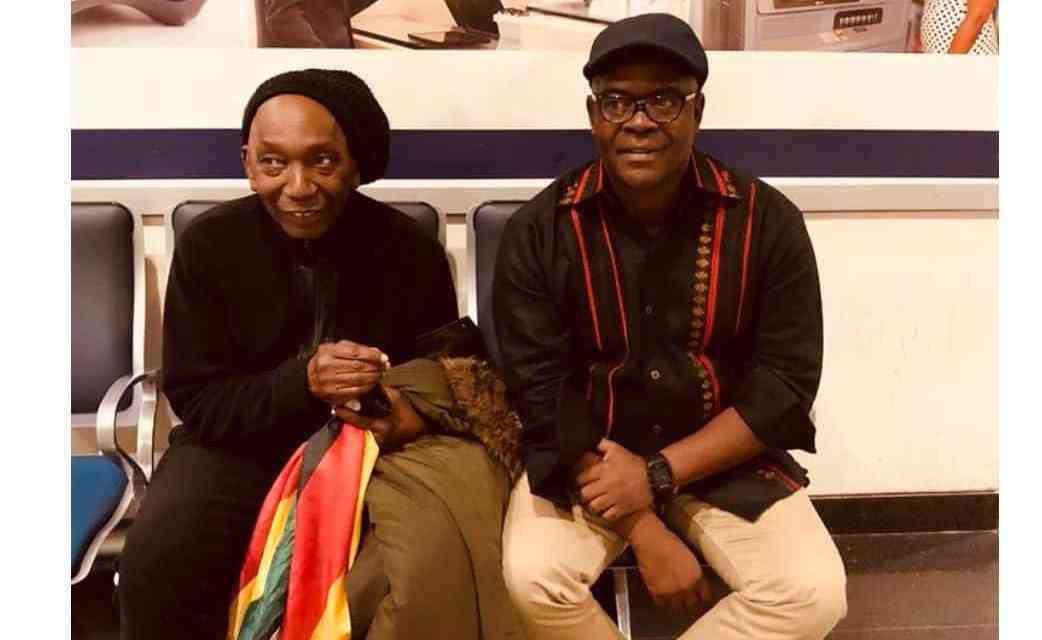 Thomas Mapfumo says Mnangagwa must apologise