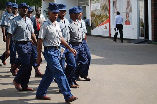 Bulawayo police launches 24-7 street patrols