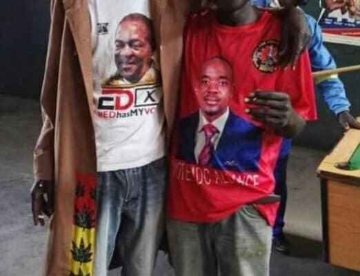 Zimbabweans exhibit political tolerance