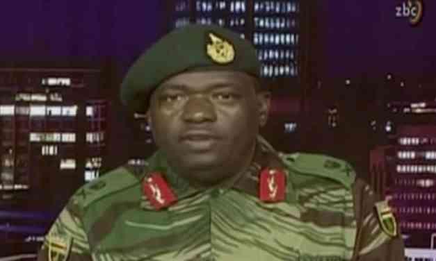 General SB Moyo tipped to succeed Mnangagwa..No chance for Chiwenga