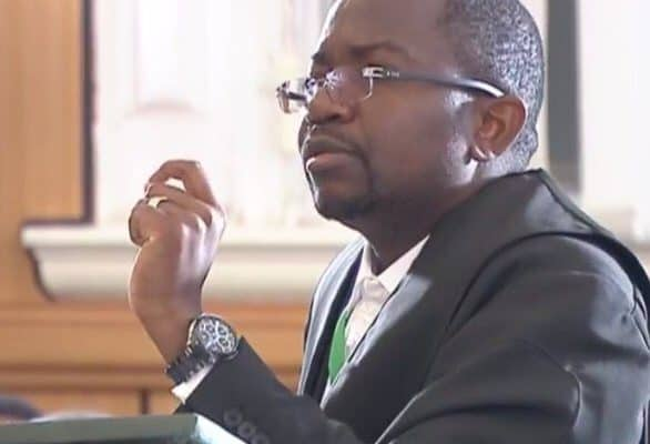Chamisa Lawyer Thabani Mpofu Spends night in Rhodesville Police Cells… Set to Appear in Court Today
