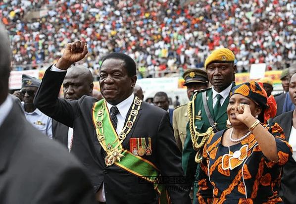 BREAKING NEWS: Emerson Mnangagwa wins Zimbabwe Presidential Elections 2018, ZEC