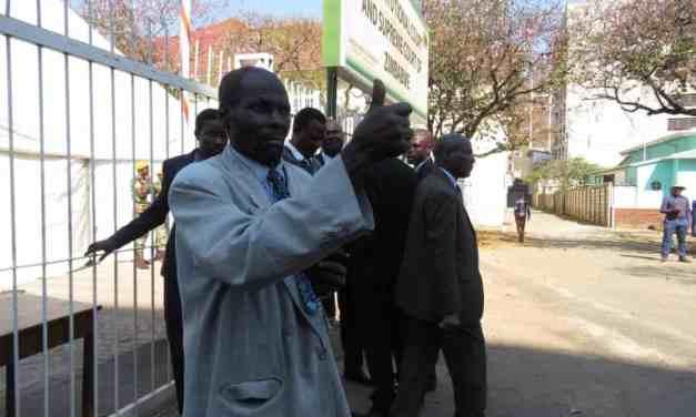 Where are the jobs ED promised you? Egypt Dzinemunhenzva mocks Zanu supporters