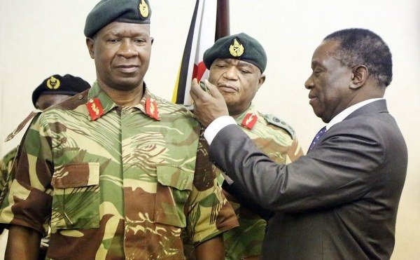 Mnangagwa-Chiwenga succession wars blamed for deadly Zim violence