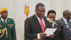 Zim Cabinet ministers full name lists