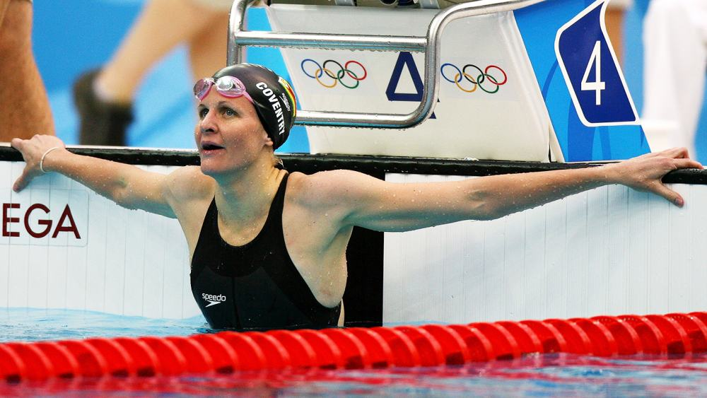 Olympic Swimmer Kirsty Coventry appointed Zimbabwe Minister of Sports