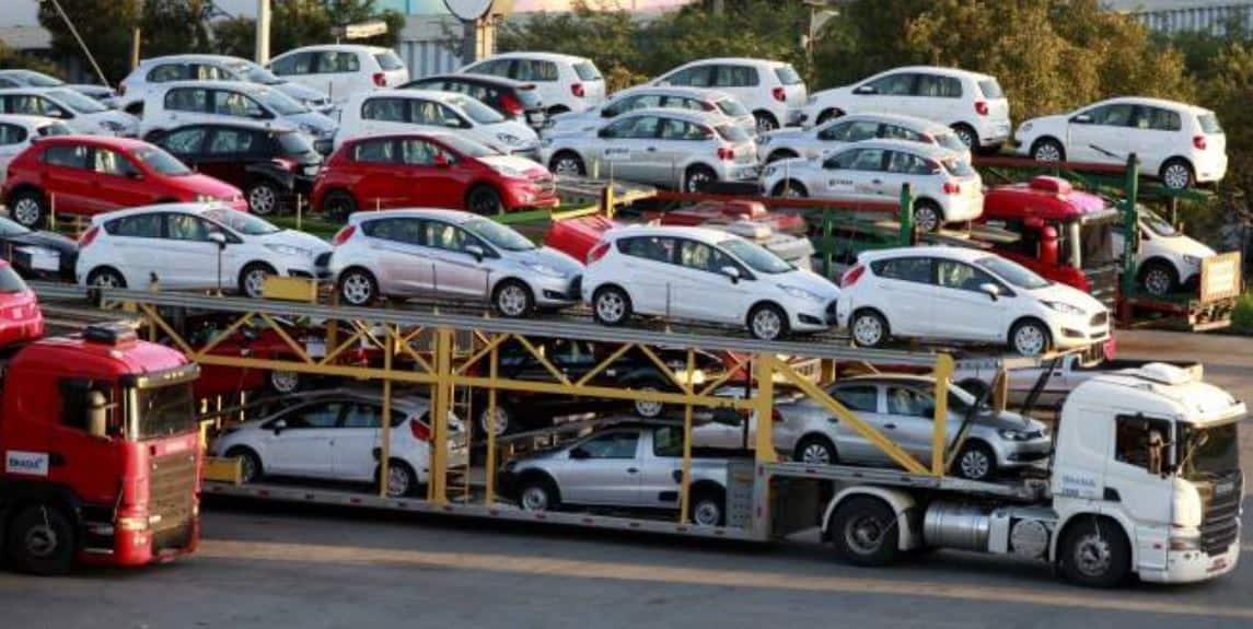 Zimbabwe to ban second hand Japanese cars