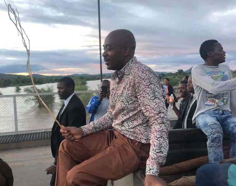 Chamisa visits cyclone-ravaged areas